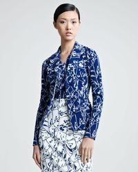Missoni Threebutton Blazer - Lyst