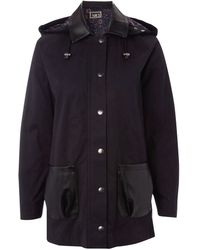 NW3 by Hobbs - Willow Waxed Coat - Lyst