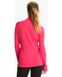 Under Armour Storm Fleece Half Zip Top - Lyst