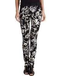 Balenciaga Flower Pants - Lyst