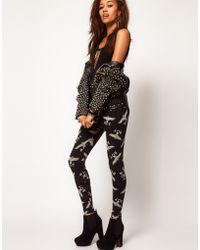 BOY London Eagle Jersey Leggings - For Women - Lyst