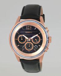 Breil - Orchestra Chronograph Watch - Lyst