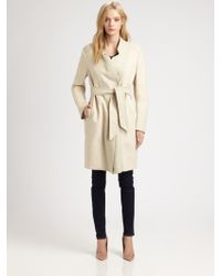 See By Chloé Belted Coat - Lyst