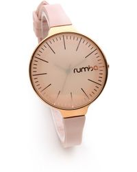 Rumbatime Orchard Watch - Lyst