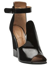 Givenchy Open Toe Shoe - Lyst