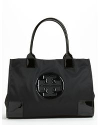 Tory Burch 'Mini Ella' Nylon Tote - Lyst