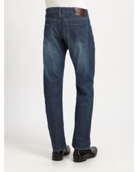 Façonnable - Straightleg Jeans - Lyst