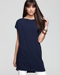 Vince Tunic Jersey - Lyst