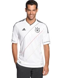 Adidas Climacool Germany Home Jersey - Lyst