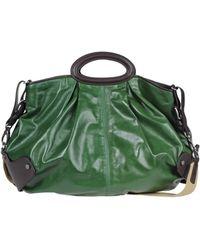Marni Large Leather Bag - Lyst