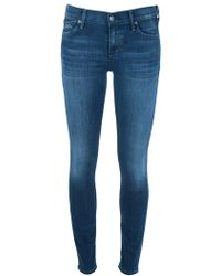 Citizens of Humanity Avedon Ultra Skinny Jean blue - Lyst