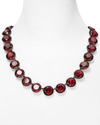 Juicy Couture - Glam Rocks Multi Gemstone Necklace  - Lyst