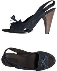 Raparo Highheeled Sandals - Lyst