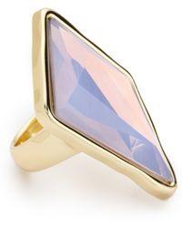 Belle Noel - Glamrock Ring - Lyst