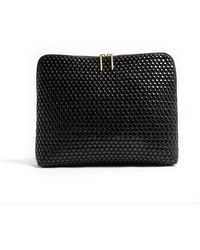 3.1 Phillip Lim Minute Quilted Bubble Clutch Bag - Lyst