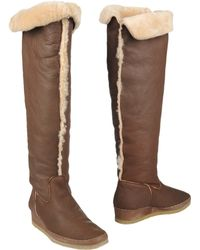 Muse - Highheeled Boots - Lyst