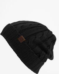 Timberland Merino Wool Beanie - Lyst
