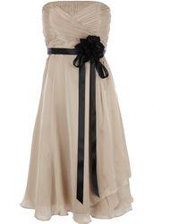 Coast Allure Short Dress - Lyst