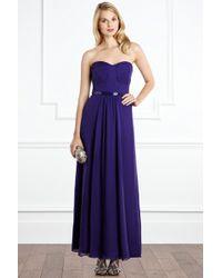 Coast Sevrene Maxi Dress - Lyst
