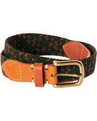 Fred Perry Elasticated Belt - Lyst