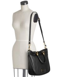 Marc By Marc Jacobs Too Hot To Handle Mini Shopper black - Lyst
