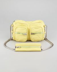 Alexander Wang - Brenda Chain Shoulder Bag Citrus - Lyst