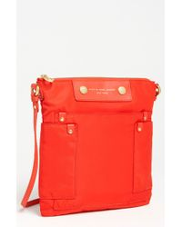 Marc By Marc Jacobs Preppy Sia Nylon Crossbody Bag - Lyst