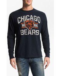 Banner 47 | Chicago Bears Long Sleeve Tshirt | Lyst