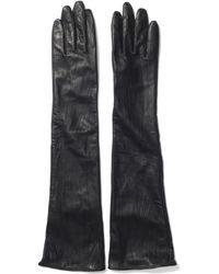 Club Monaco Jean Glove black - Lyst