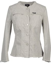 7 For All Mankind Long Sleeve Shirt - Lyst