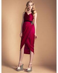 Temperley London Bijoux Dress - Lyst