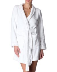 Calvin Klein - Holiday Robe - Lyst