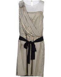 Hoss Intropia Short Dress - Lyst