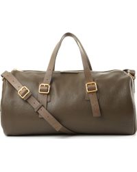 Marc By Marc Jacobs - Simple Leather Duffle Bag - Lyst