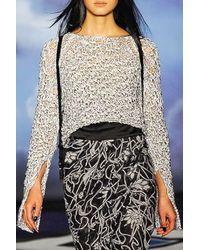 Jen Kao | Tangled Knit Sweater | Lyst