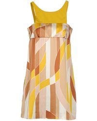 M Missoni Short Dresses - Lyst