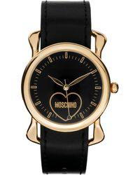 Boutique Moschino - Fashion Victim Scarf Watch - Lyst