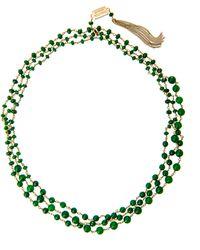 Rosantica - Rosarietto Jade Necklace - Lyst