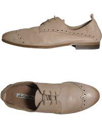 Julie Dee Lace Up Shoes - Lyst
