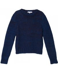 See By Chloé Long Sleeve Knit Sweater - Lyst