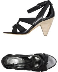 Belle By Sigerson Morrison High-Heeled Sandals - Lyst