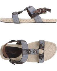 Just Cavalli Sandals - Lyst