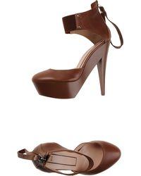 N°21 Platform Sandals - Lyst
