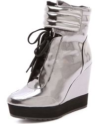 Boutique 9 - Whispers Mirror Sneakers - Lyst