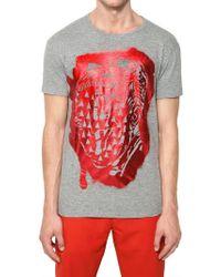 Marc Jacobs - Printed Cotton Tshirt - Lyst