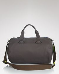 02788c24a6 Meredith Wendell - Large Leather Duffel - Lyst