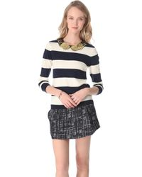 Gryphon - Rugby Stripe Sweater - Lyst