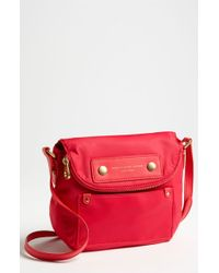 Marc By Marc Jacobs Preppy Nylon Mini Natasha Crossbody Bag - Lyst