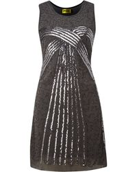 Max C - Sleeveless Sequin Dress - Lyst