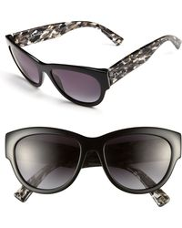 Dior Black Sunglasses - Lyst